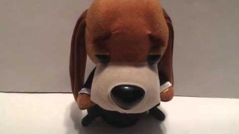 Gemmy 2003 Singing & Dancing Hound Dogs Ultimate Elvis Sings ''Hound Dog''
