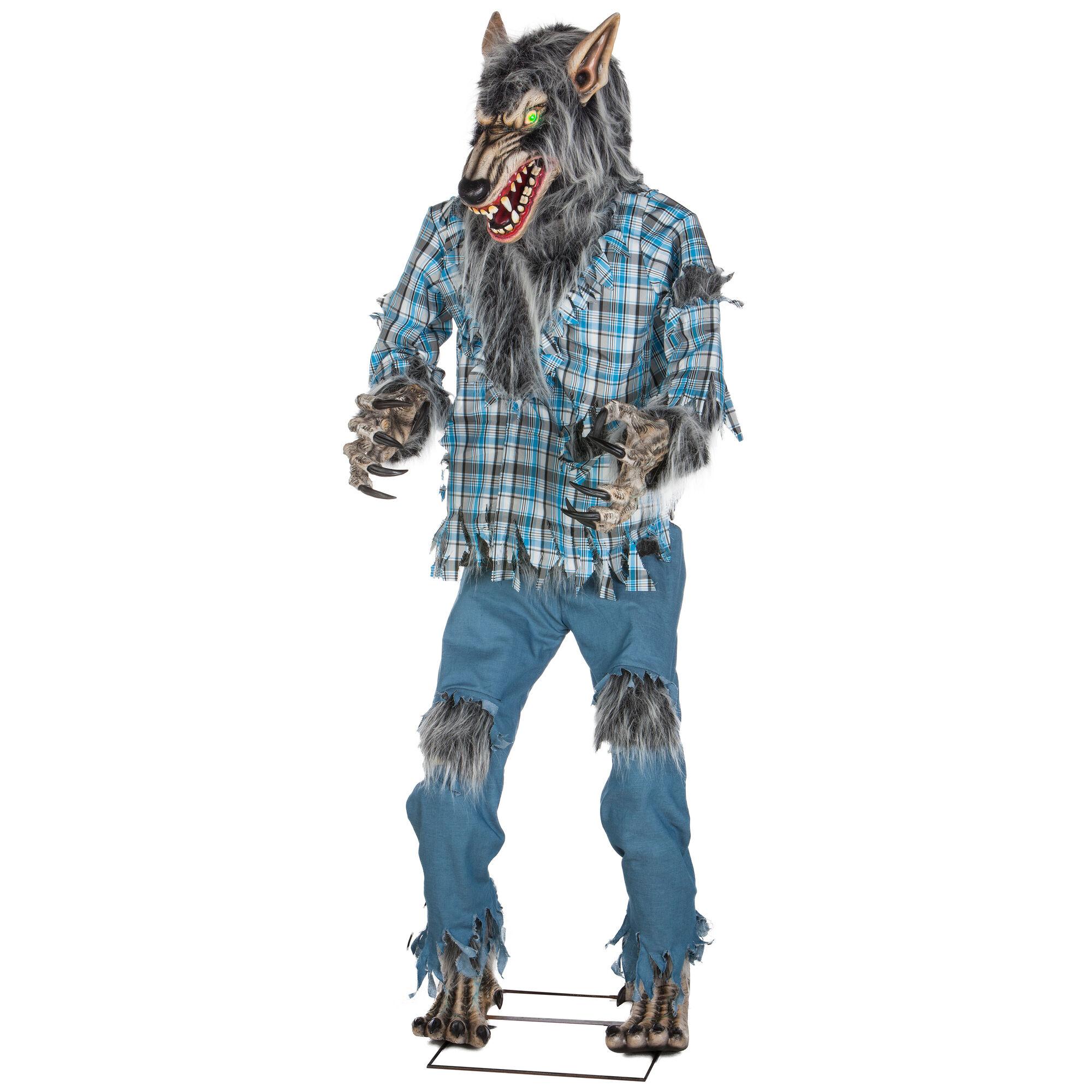 Lifesize Werewolf Gemmy Wiki Fandom