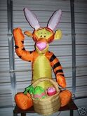 AIRBLOWN INFLATABLE 4' EASTER TIGGER