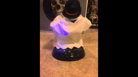 Top Hat Ghost Grave Raver (Way I Are)