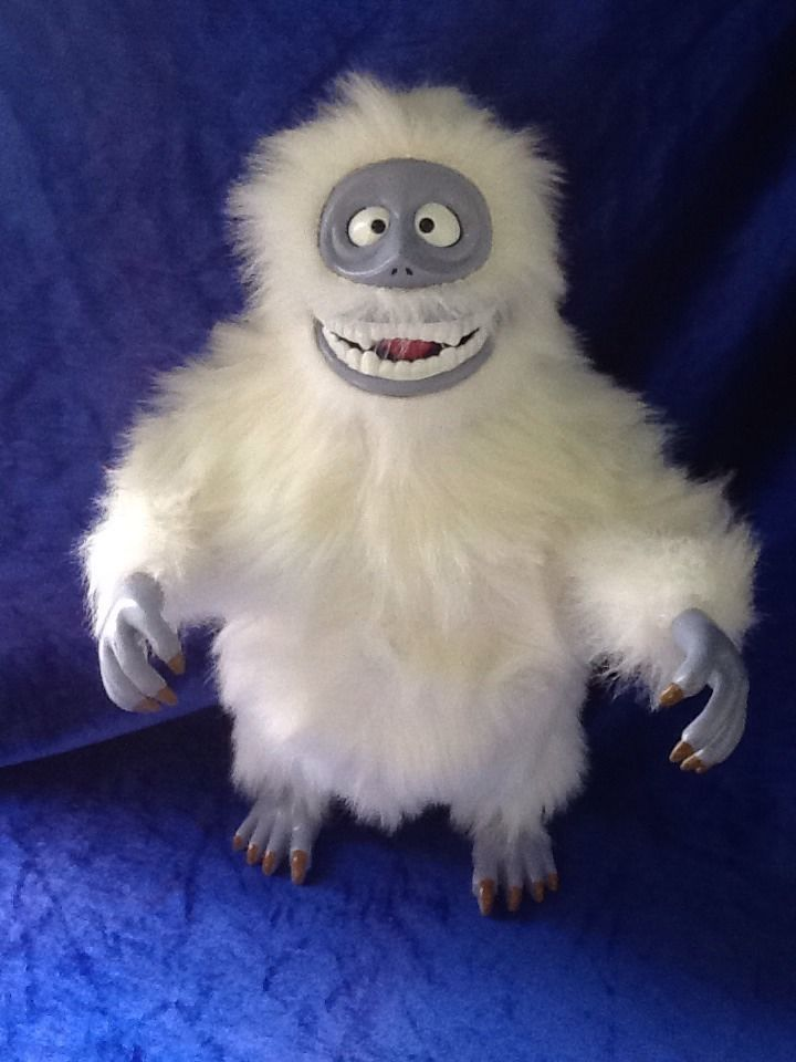 01a100369720e7661935d682ed958a86 bumble figure - Abominable Snowman Rudolph Christmas Decoration