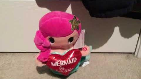 2019 Gemmy Mermaid