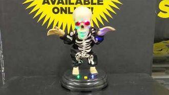 "Groovin' Ghoul Skeleton - ""Livin' la Vida Loca"""