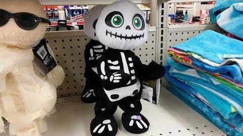 Animated Skeleton Dancer - Gemmy Halloween 2017
