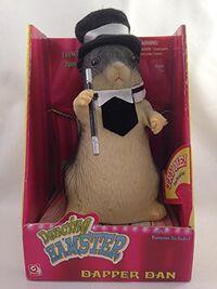 Dancing Hamster Gemmy Dapper Dan