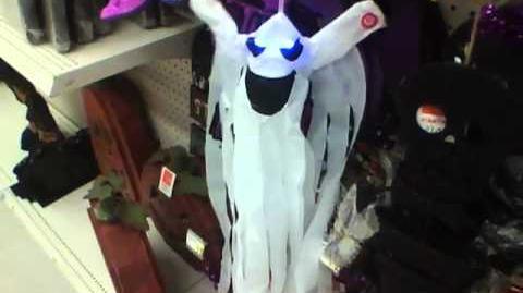 Gemmy halloween hang ups ghost