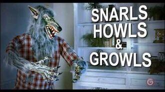 HL Animated Werewolf