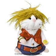 Mini Dancing Hamsters-Daisy