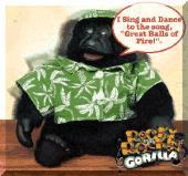 Rocky gorilla