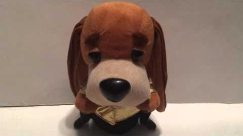 Gemmy 2003 Singing & Dancing Hound Dogs 1956 Elvis Sings ''Don't Be Cruel''