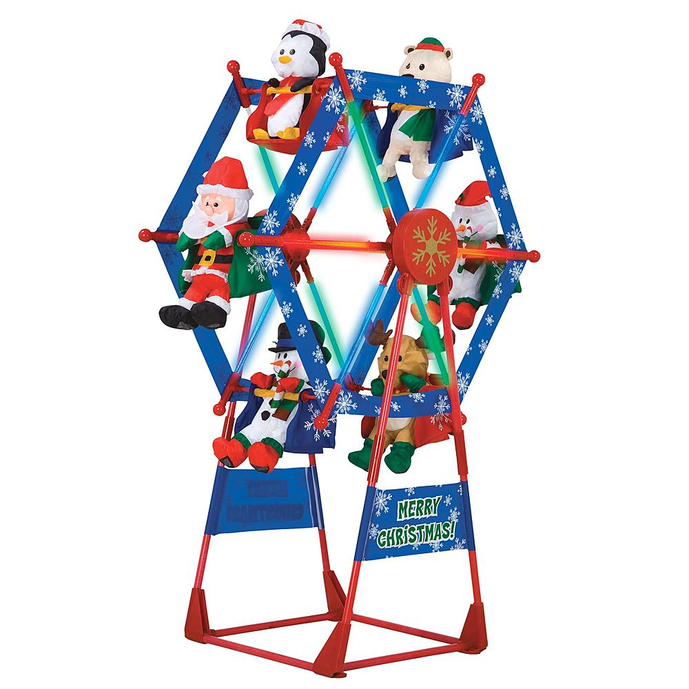 christmas ferris wheel - Christmas Ferris Wheel Decoration