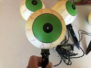 Eyeball Pathway Marker