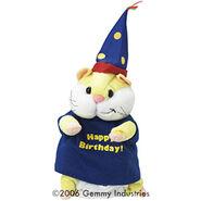 Mini Dancing Hamsters-Birthday Boy