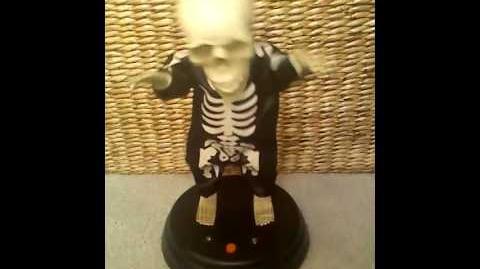 Skeleton (Livin la Vida Loca)