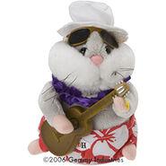 Mini Dancing Hamsters-Bud