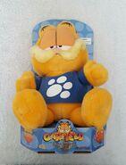 Fancy Dancin' Garfield by Gemmy sings dances to Here Comes Garfield 3AA battery