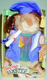 Singing ''Big Man On Campus'' Graduation Hamster