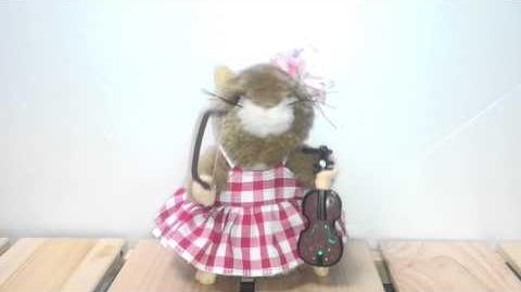 Chinafake Dancing Hamster 「提琴」