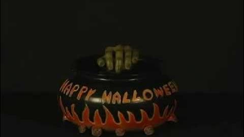 Gemmy Candy Bowl