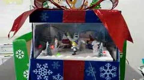 Rudolph Magic Box