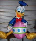 AIRBLOWN INFLATABLE 4' EASTER DONALD DUCK
