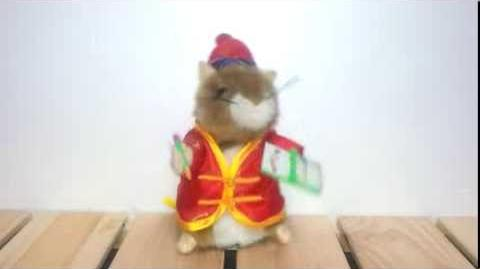 Chinafake Varied Attainment Mice Dancing Hamster