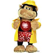 Flirty Flashers-Gorilla