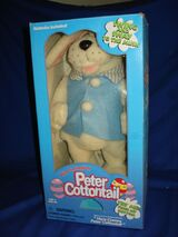 Hip Swinging Peter Cottontail