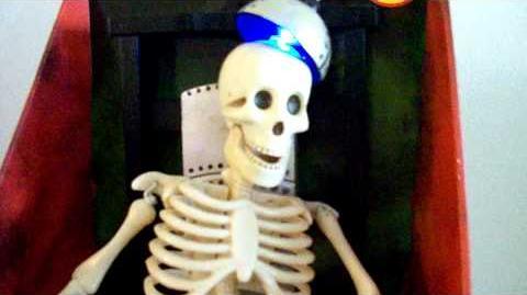 Joltin jack skeleton