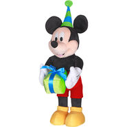 Birthday Greeter-Mickey Mouse