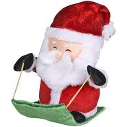 Tumblin' Taboggans-Santa