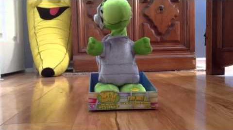 (Gemmy) Turtle Dancers - Mister Roboto
