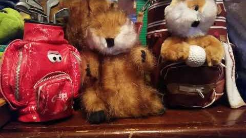 Mini CaddyShack Gopher