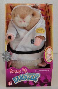 Dancing Hamsters-Kung Fu
