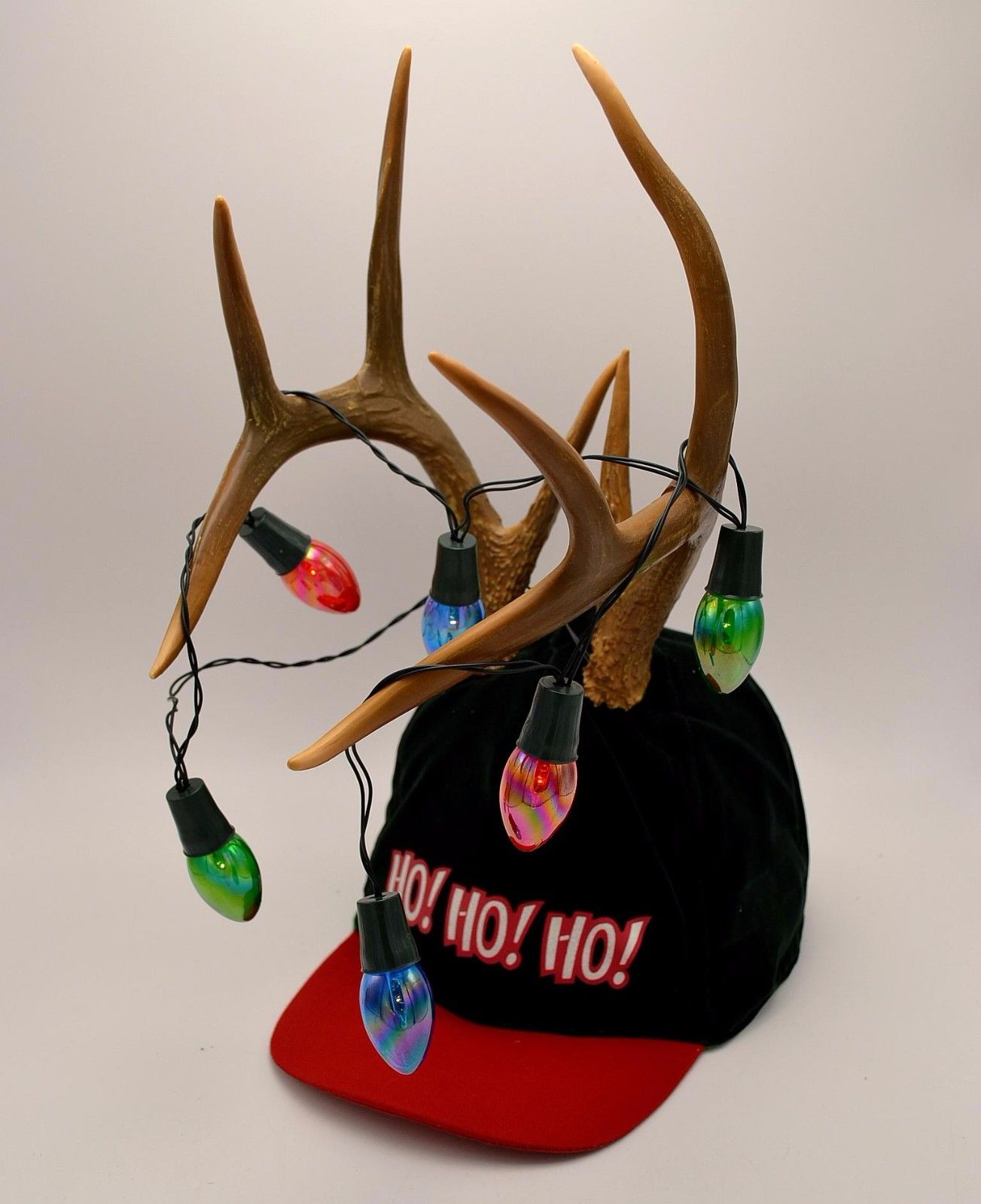 Lighted Christmas Hats