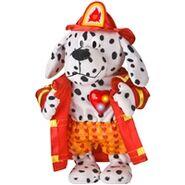 Flirty Flasher-Fireman Dalmatian