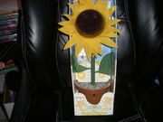 VINTAGE RARE GEMMY HIDDEN NATURE THE SINGING FLOWER