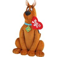 Valentine Greeter-Scooby Doo