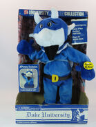 University Mascots Collection Duke Blue Devil JcPenney Exclusive NEW
