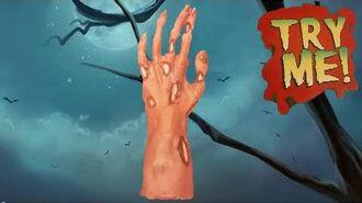 Gemmy Haunting Hand