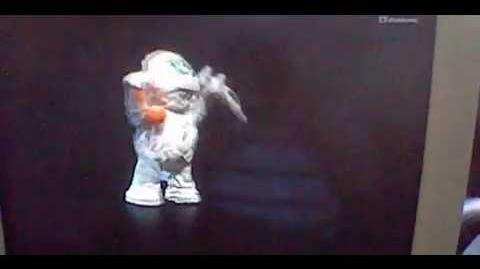 Gemmy animated Dancing mummy