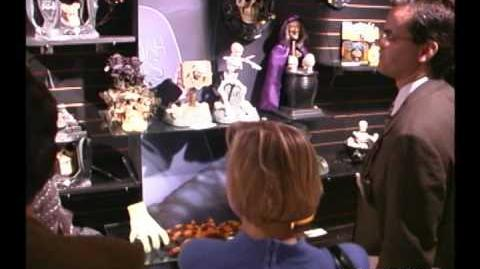 Bing Crosby playing piano