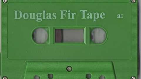 Gemmy Douglas Fir Cassette (Circa 1996)-0