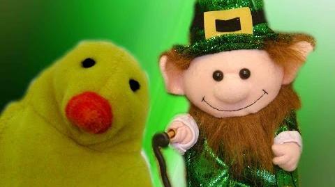 2005 Gemmy Irish Jig Leprechaun - Come On, Eileen! (RARE)