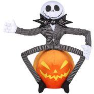 Halloween Greeter - Jack Skellington
