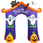 Gemmy 2016 inflatable-Ghost House Archway