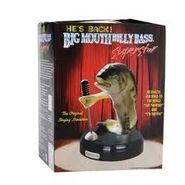Big mouth billy bass superstar's box