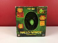 Gemmy Hallo-Wings in Original Box Flying Halloween Decoration Witch