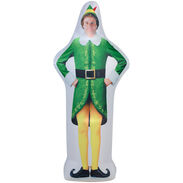 Gemmy 2016 inflatable-Photorealistic Buddy The Elf
