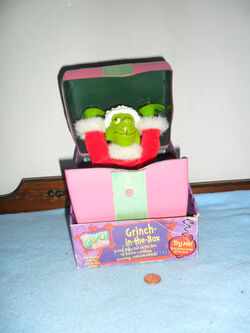 Grinch in the box